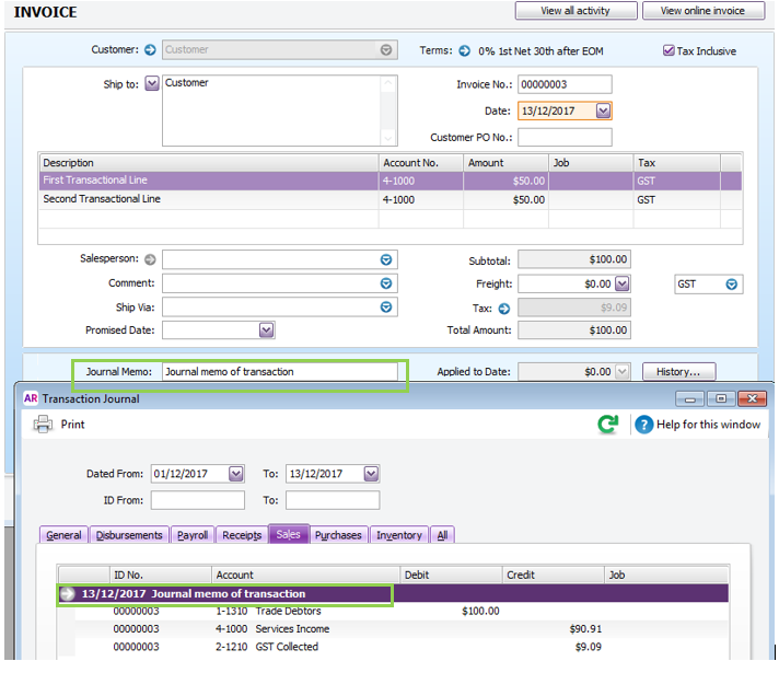 how to delete payroll transaction in myob