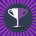 Purple Trophy