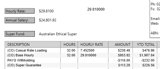 Payslip Png