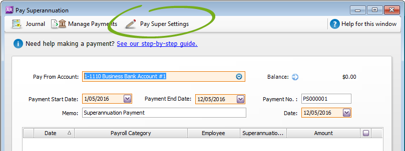 Pay Super