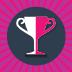 Hot Pink Trophy