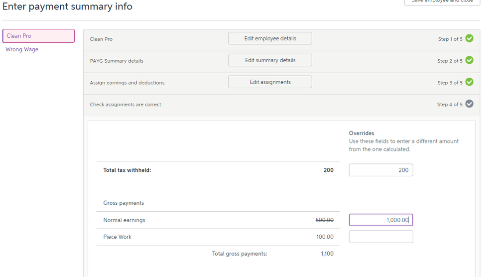 Re: I have just signed up for MYOB essentials acco