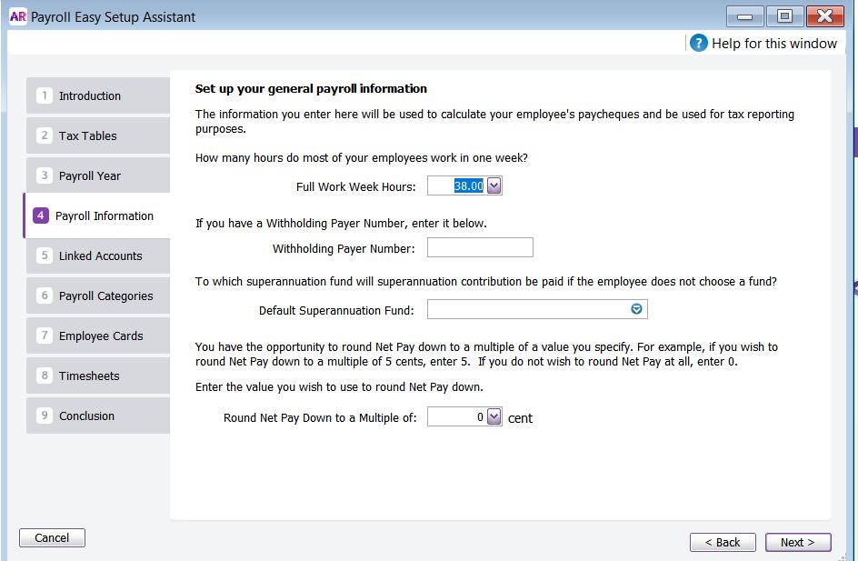 how to fix payroll myob