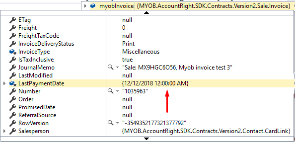 myob payment time not found.png
