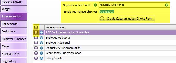 Reconciling Your Myob Pay Superannuation Myob Community